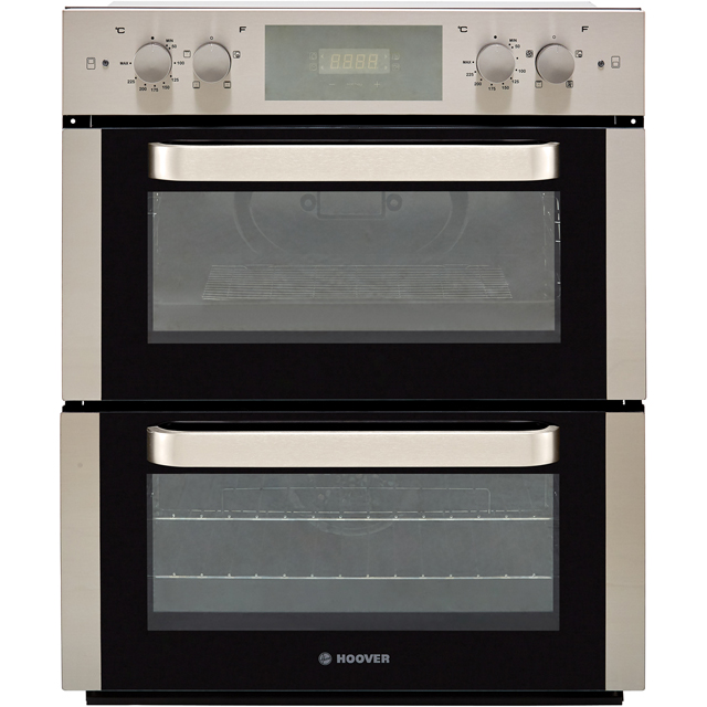 Hoover HO7D3120IN Built Under Double Oven - Stainless Steel - A/A Rated - HO7D3120IN_SS - 1