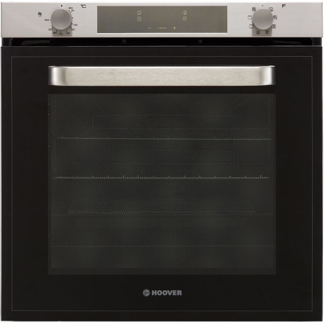 Hoover H-OVEN 300 HOAT3150IN/E Built In Electric Single Oven - Black - A Rated