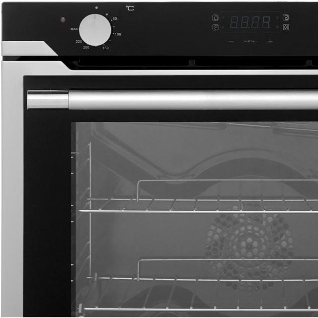 Hoover H-OVEN 500 HOAZ3373IN Built In Electric Single Oven - Stainless Steel - HOAZ3373IN_SS - 2