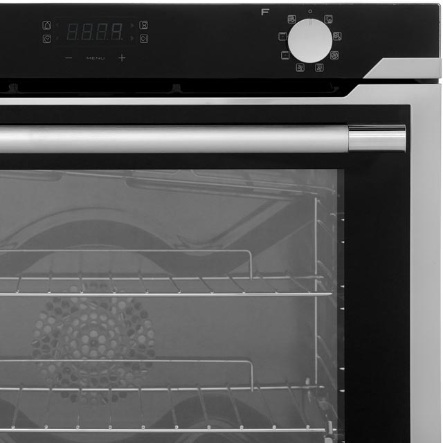 Hoover H-OVEN 500 HOAZ3373IN Built In Electric Single Oven - Stainless Steel - HOAZ3373IN_SS - 3