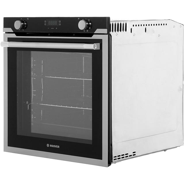 Hoover H-OVEN 500 HOAZ3373IN Built In Electric Single Oven - Stainless Steel - HOAZ3373IN_SS - 4
