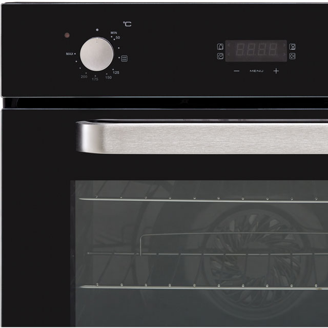 Hoover H-OVEN 300 HOC3250BI/1/E Built In Electric Single Oven - Black - HOC3250BI/1/E_BK - 2
