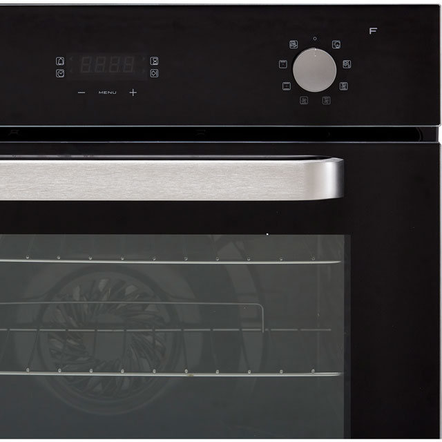 Hoover H-OVEN 300 HOC3250BI/1/E Built In Electric Single Oven - Black - HOC3250BI/1/E_BK - 3