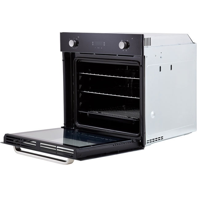 Hoover H-OVEN 300 HOC3250BI/1/E Built In Electric Single Oven - Black - HOC3250BI/1/E_BK - 4