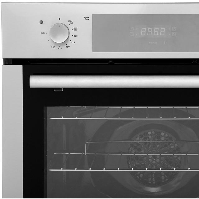 Hoover HOC3250IN Built In Electric Single Oven - Stainless Steel - HOC3250IN_SS - 2
