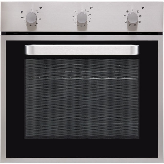 Hoover HOE1051IN/E Built In Electric Single Oven - Stainless Steel - A Rated - HOE1051IN/E_SS - 1