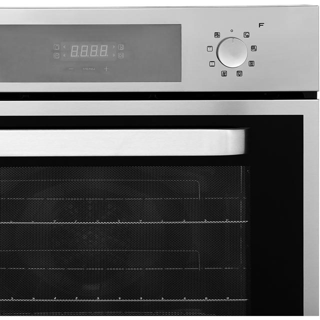 Hoover HOE3154IN Built In Electric Single Oven - Stainless Steel - HOE3154IN_SS - 3