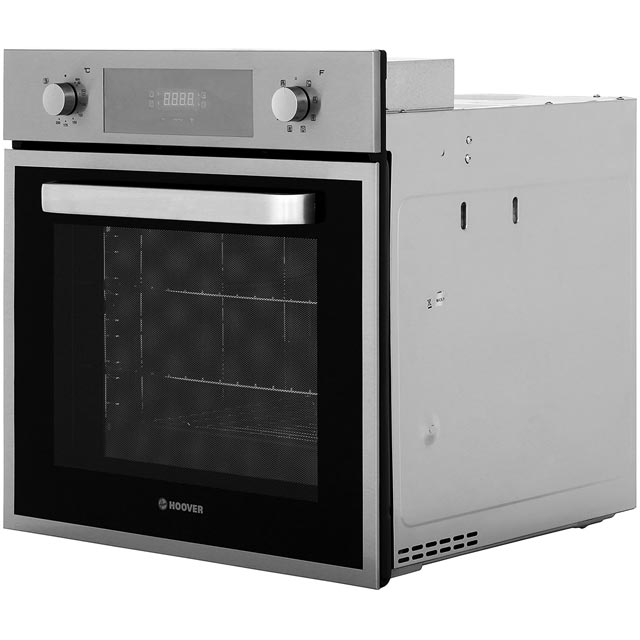 Hoover HOE3154IN Built In Electric Single Oven - Stainless Steel - HOE3154IN_SS - 4