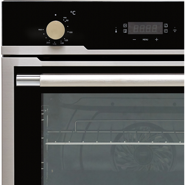 Hoover H-OVEN 500 HOZ3150IN WIFI Built In Electric Single Oven - Stainless Steel Effect - HOZ3150IN WIFI_SSE - 2