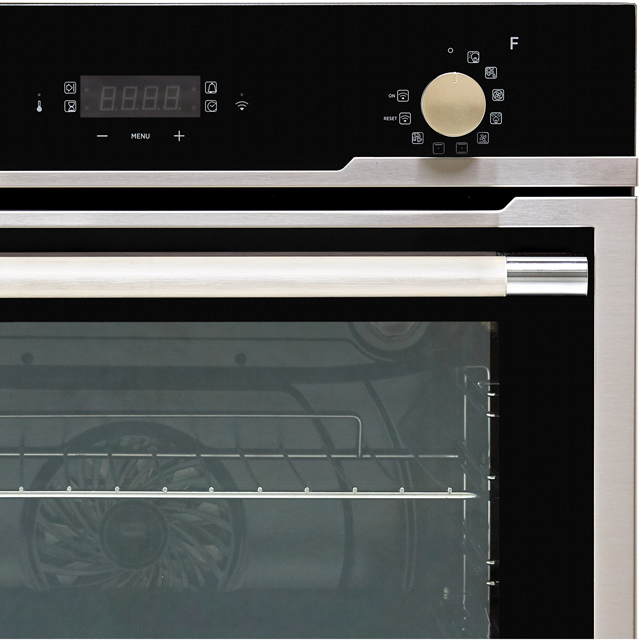 Hoover H-OVEN 500 HOZ3150IN WIFI Built In Electric Single Oven - Stainless Steel Effect - HOZ3150IN WIFI_SSE - 3