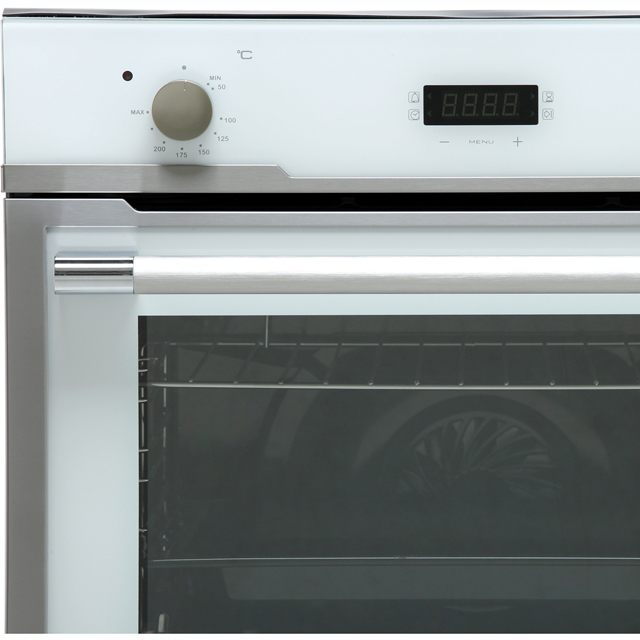 Hoover H-OVEN 500 HOZ3150IN Built In Electric Single Oven - Stainless Steel / Black Glass - HOZ3150IN_SS - 3