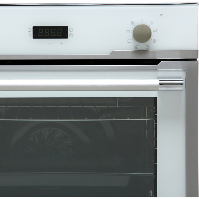Hoover H-OVEN 500 HOZ3150IN Built In Electric Single Oven - Stainless Steel / Black Glass - HOZ3150IN_SS - 4