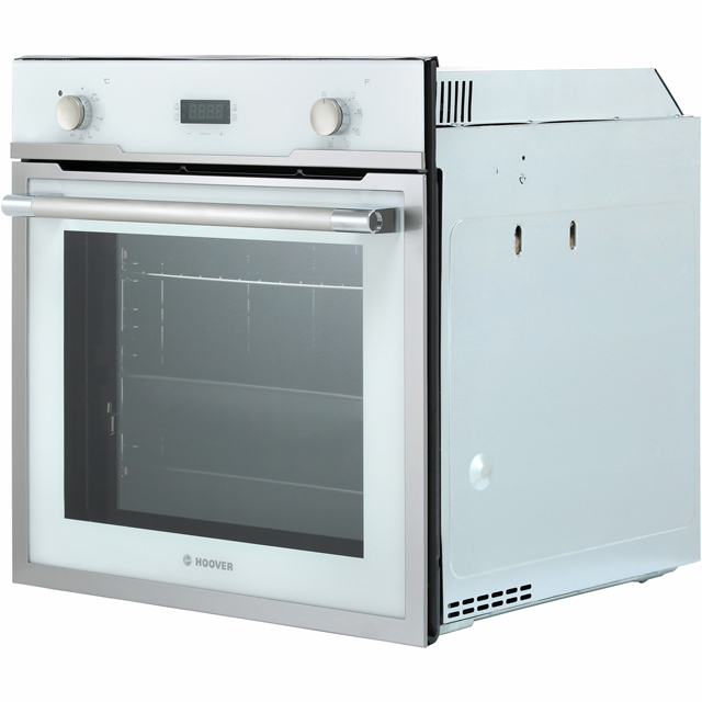 Hoover H-OVEN 500 HOZ3150IN Built In Electric Single Oven - Stainless Steel / Black Glass - HOZ3150IN_SS - 5