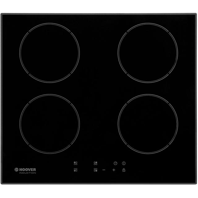 Hoover HPI430BLA/1 59cm Induction Hob - Black