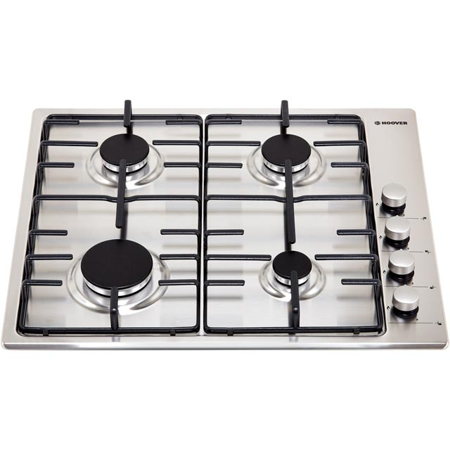 Hoover HPKGAS60X/E Built In Single Ovens & Gas Hobs - Stainless Steel - HPKGAS60X/E_SS - 4