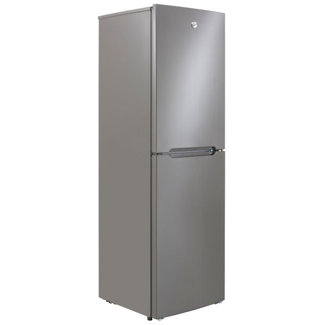 Hoover HSS5172XK 50/50 Fridge Freezer - Silver - A+ Rated - HSS5172XK_SI - 1
