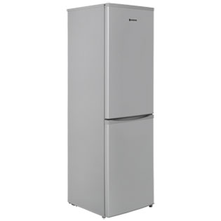 Hoover HVBF5182AK 50/50 Frost Free Fridge Freezer - Silver - A+ Rated Best Price, Cheapest Prices