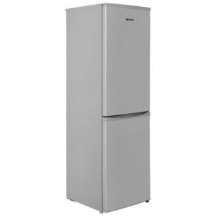 Hoover HVBF5182AK Frost Free Fridge Freezer - Silver