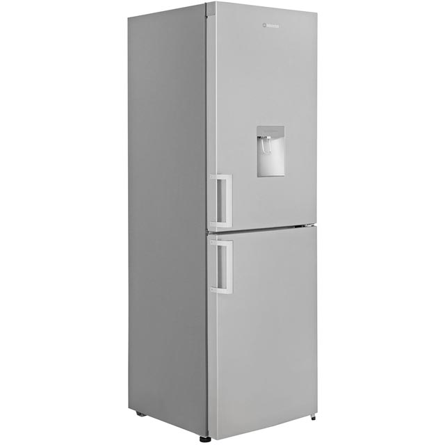 Hoover Free Standing Fridge Freezer Frost Free in Stainless Steel