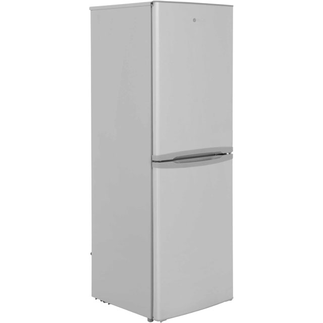 Hoover HVBS5162AK 50/50 Fridge Freezer - Silver - A+ Rated - HVBS5162AK_SI - 1