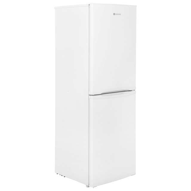 Hoover HVBS5162WK Tall Fridge Freezer - White