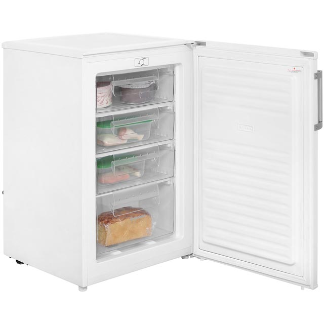 Hoover HVTU542WHK Under Counter Freezer - White - HVTU542WHK_WH - 2