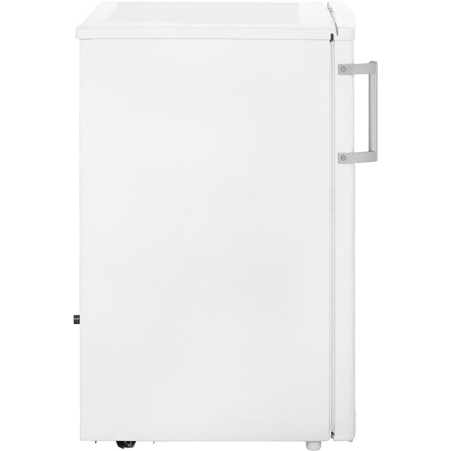Hoover HVTU542WHK Under Counter Freezer - White - HVTU542WHK_WH - 4