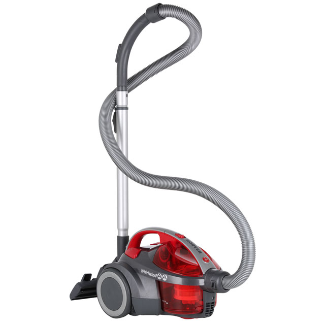 Hoover Whirlwind SE71WR01 Bagless Cylinder Vacuum Cleaner - A Rated
