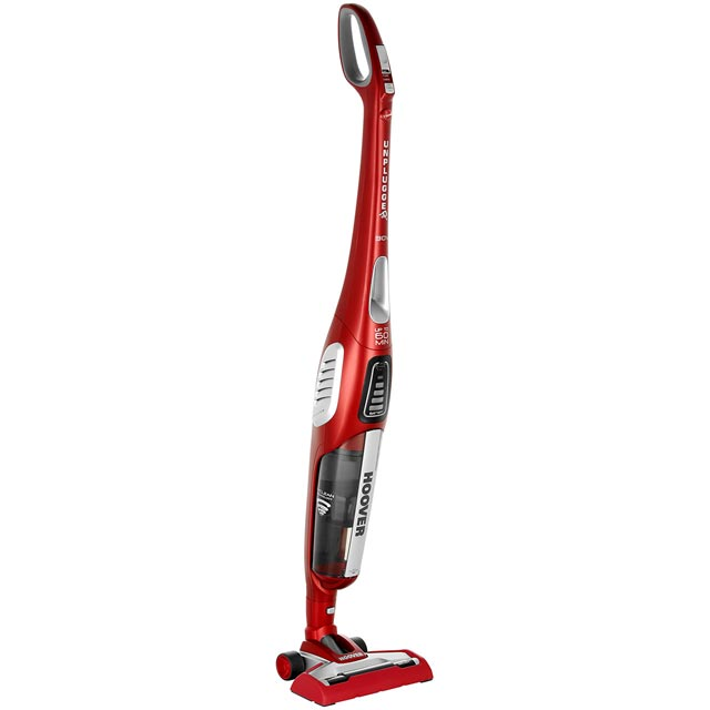 Hoover Unplugged 30V UNP300RS Cordless Vacuum Cleaner - Red - UNP300RS_RD - 1