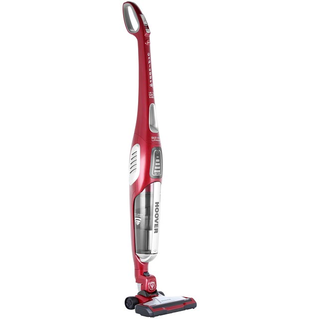 Hoover Unplugged 32.4V UNP324RM Cordless Vacuum Cleaner with up to 120 Minutes Run Time