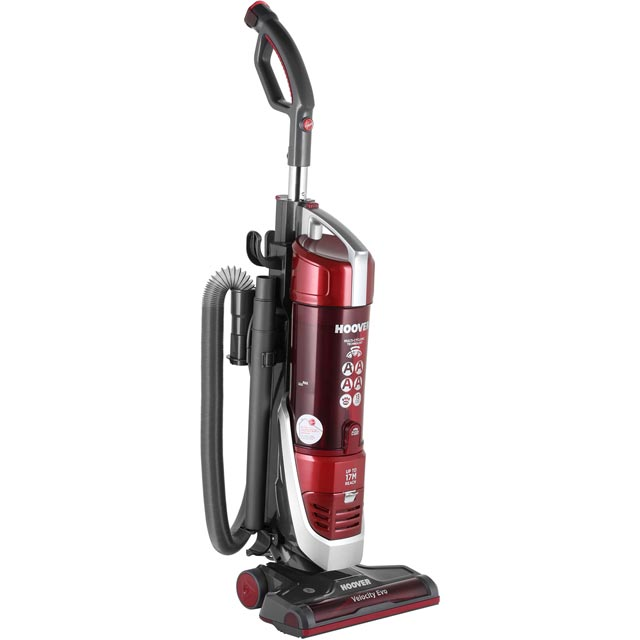 Hoover Velocity Evo Reach VE02 Bagless Upright Vacuum Cleaner - A+ Rated