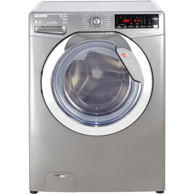 Hoover Dynamic Next Advance WDXOA4106HCR 10Kg / 6Kg Washer Dryer with 1400 rpm - Graphite - A Rated - WDXOA4106HCR_GH - 1