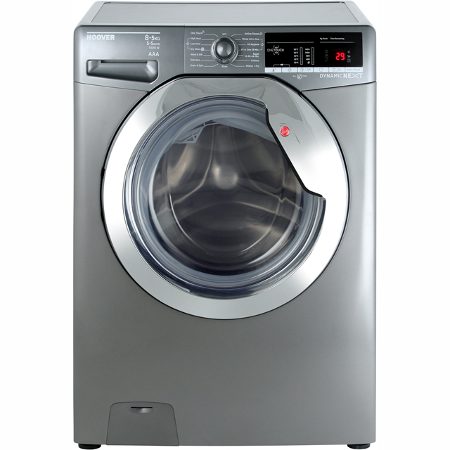 Hoover Dynamic Next Advance WDXOA485ACR 8Kg / 5Kg Washer Dryer with 1400 rpm - Graphite - A Rated