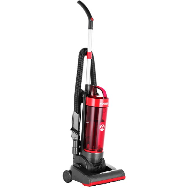 Hoover Whirlwind Upright Vacuum Cleaner in Grey