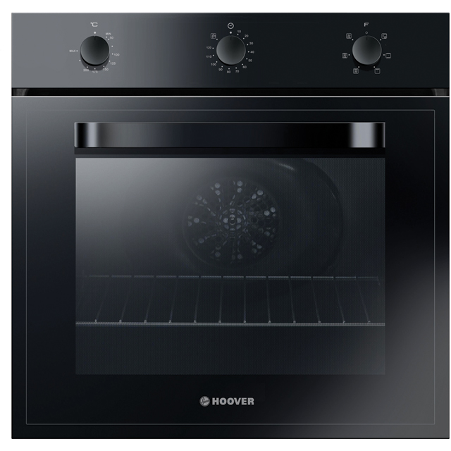 Hoover HOT1151B/E Built In Electric Single Oven - Stainless Steel - A Rated - HOT1151B/E_SS - 1