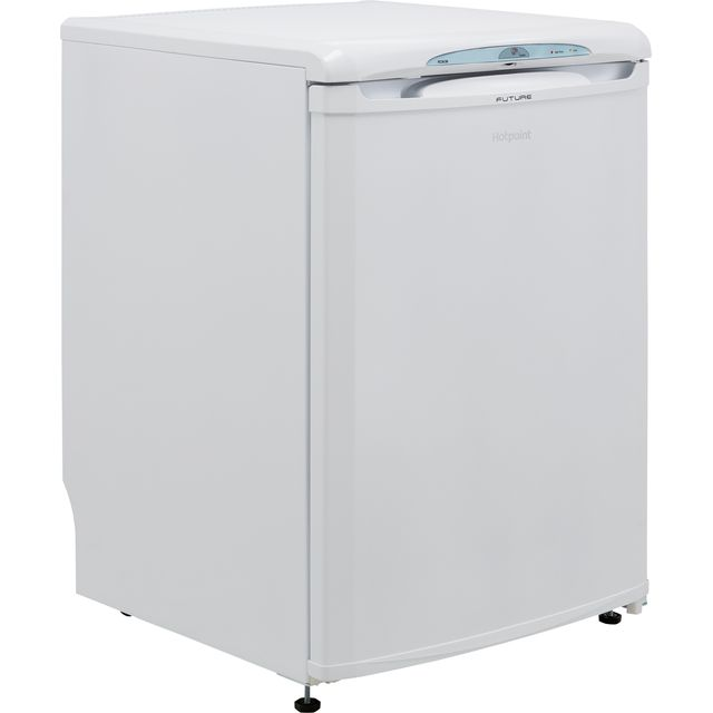 Hotpoint RZA36P1 Under Counter Freezer - White - F Rated