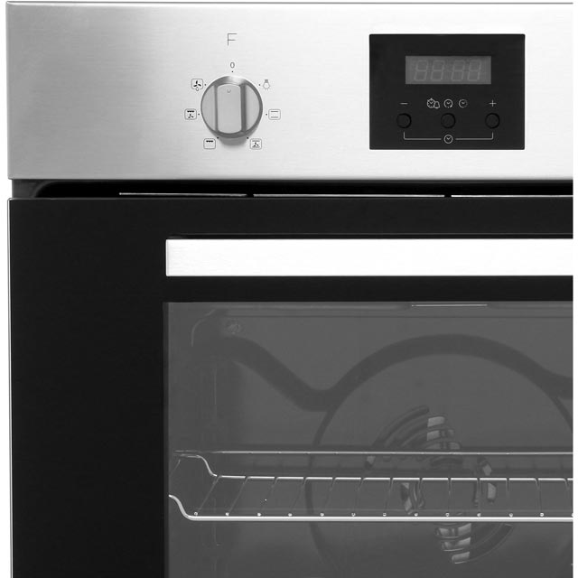 Hotpoint AOY54CIX Built In Electric Single Oven - Stainless Steel - AOY54CIX_SS - 2