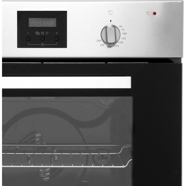 Hotpoint AOY54CIX Built In Electric Single Oven - Stainless Steel - AOY54CIX_SS - 3