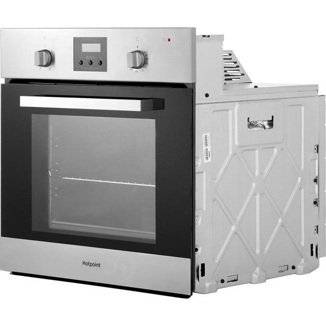 Hotpoint AOY54CIX Built In Electric Single Oven - Stainless Steel - AOY54CIX_SS - 4