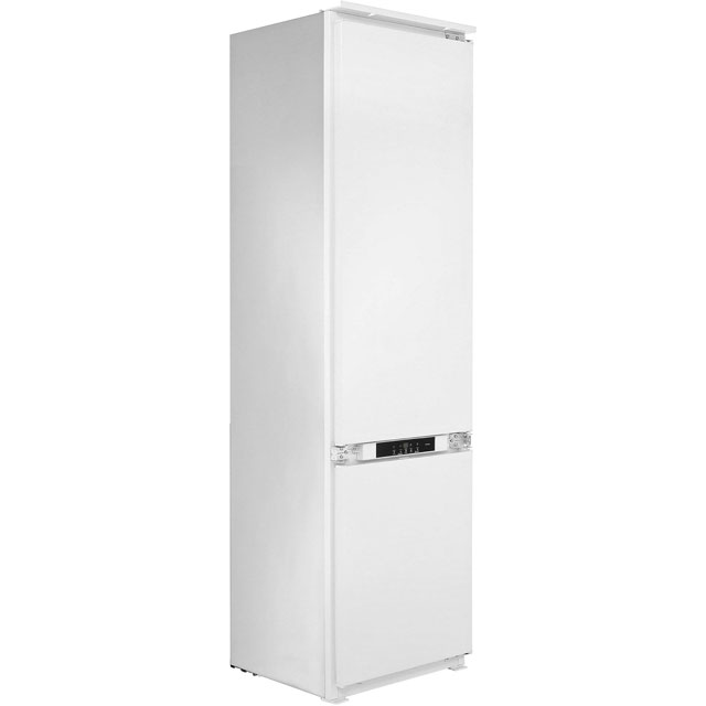 Hotpoint Day 1 Integrated 70/30 Frost Free Fridge Freezer with Sliding Door Fixing Kit - White - A+ Rated