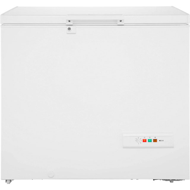 Hotpoint CS1A250HFAUK.1 Chest Freezer - White - CS1A250HFAUK.1_WH - 1