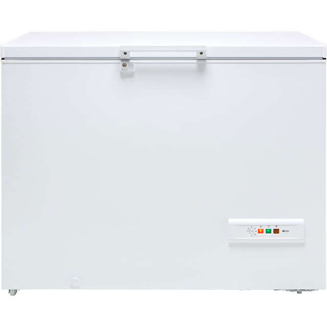 Hotpoint CS1A300HFAUK.1 Chest Freezer - White - CS1A300HFAUK.1_WH - 1