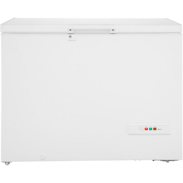 Hotpoint CS1A300HFAUK Chest Freezer - White - A+ Rated