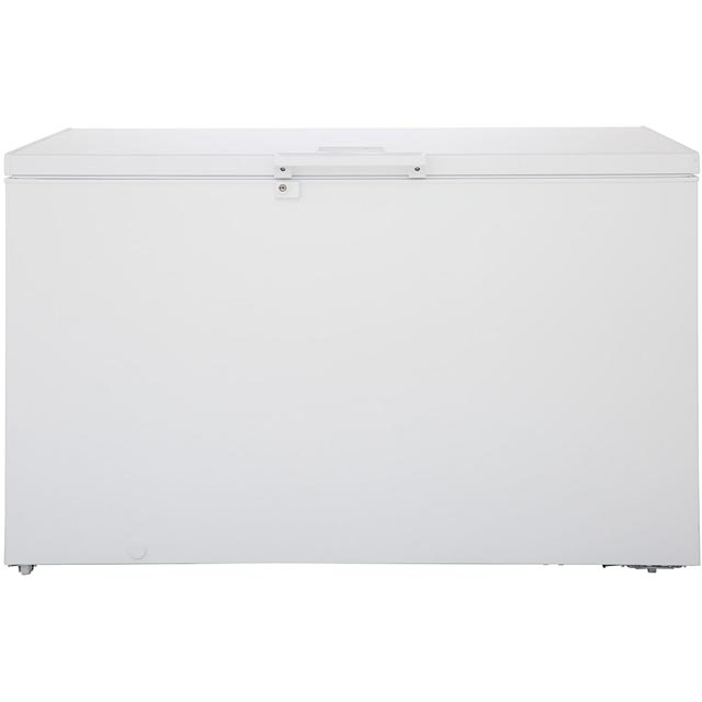Hotpoint CS1A400HFMFAUK Chest Freezer - White - A+ Rated