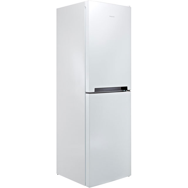 Hotpoint Day1 DC85N1W 60/40 Frost Free Fridge Freezer - White - A+ Rated
