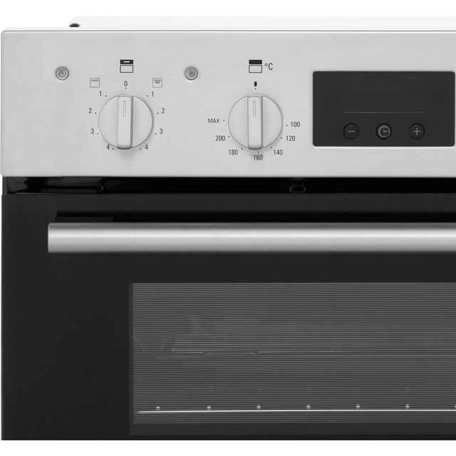 Hotpoint Class 2 DD2540IX Built In Electric Double Oven - Stainless Steel - DD2540IX_SS - 5