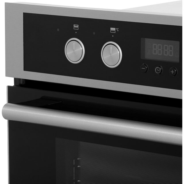 Hotpoint Class 2 DD2844CIX Built In Electric Double Oven - Stainless Steel - DD2844CIX_SS - 5