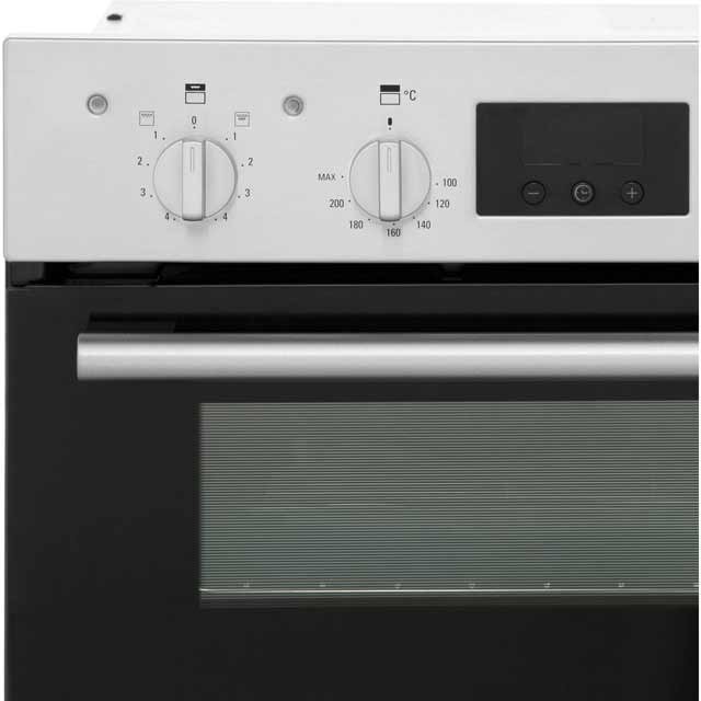 Hotpoint Class 2 DU2540IX Built Under Double Oven - Stainless Steel - DU2540IX_SS - 5