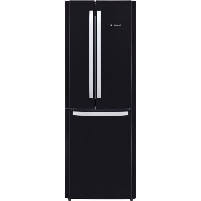 Hotpoint Day 1 FFU3D.1X 60/40 Frost Free Fridge Freezer - Stainless Steel - FFU3D.1X_SS - 2