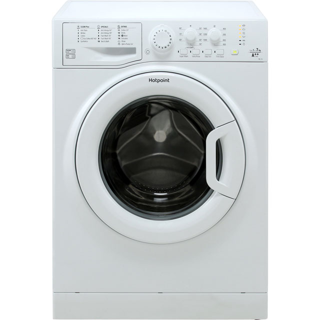 Hotpoint FML742PUK 7Kg Washing Machine with 1400 rpm - White - A++ Rated - FML742PUK_WH - 1